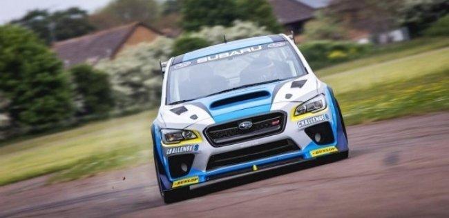 Subaru WRX STI установил новый рекорд гонок на острове Мэн