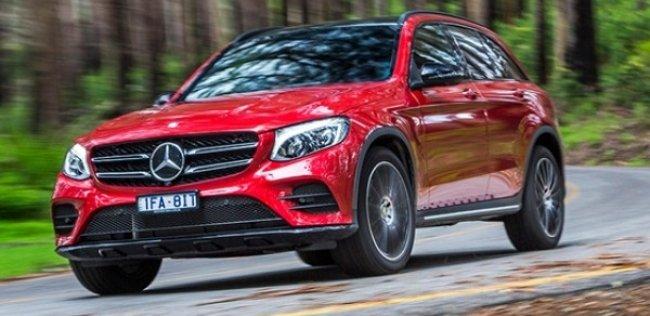 Mercedes-Benz выпустит конкурента Tesla Model X к 2019 году
