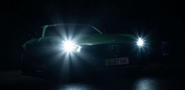 Mercedes-Benz частично раскрыл быстрейшую версию AMG GT