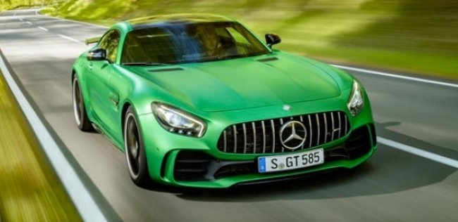 Mercedes расширит линейку гоночных автомобилей GT