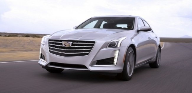 Cadillac CTS позаимствовал внешность и технологии у седана CT6