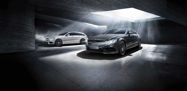 В Европе в продажу поступил Mercedes CLS Final Edition
