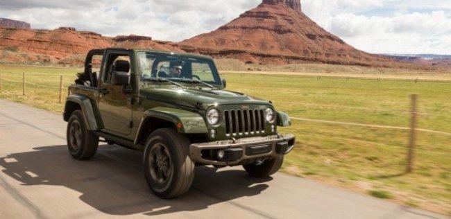 Fiat Chrysler вложит в Jeep миллиард долларов