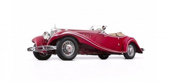 Украденный в 1945 году «Мерседес» продадут за 7 миллионов евро