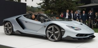 ��������� �������� Lamborghini ������� �����