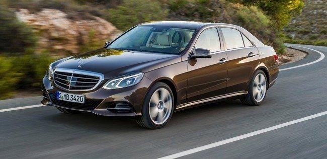 Mercedes-Benz разрешил китайцам использовать старое шасси E-класса