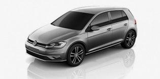 � ���� �������� ����������� Volkswagen Golf