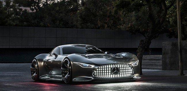 «Мерседес» сделает суперкар с мотором 1.6 от болида Формулы-1