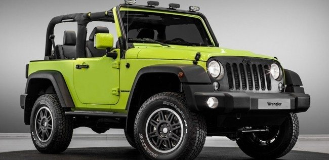 Jeep и Mopar подготовили особые Wrangler и Renegade