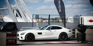 � ����� ���������� ����-��� Mercedes-Benz Star Experience
