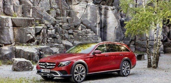 Mercedes представил новый вседорожник
