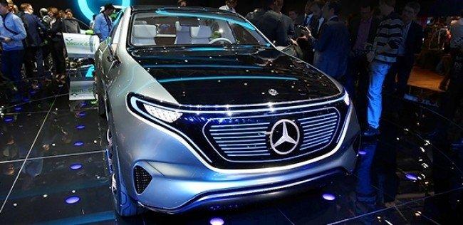 Mercedes-Benz определился с местом производства электрокаров