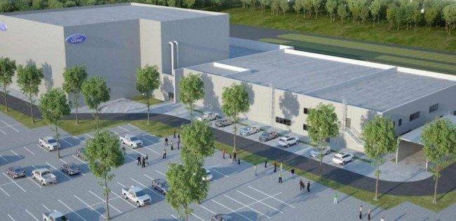 Ford построит «Фабрику погоды» для экстремальных тестов машин