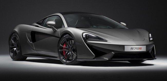 Для McLaren 570S разработали спорт-пакет по цене Ford Focus