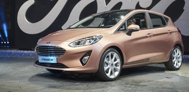 Ford представил новую «Фиесту»