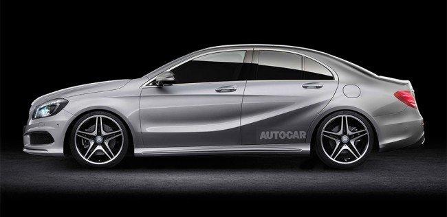 Mercedes-Benz выпустит новый седан начального уровня