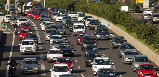Мадрид запретил въезд в центр города половине машин