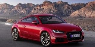 Audi TT обновилась: один мотор и «ослабевшая» спортверсия