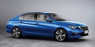 Обновлённый седан Peugeot 408: официальные фото и дата премьеры