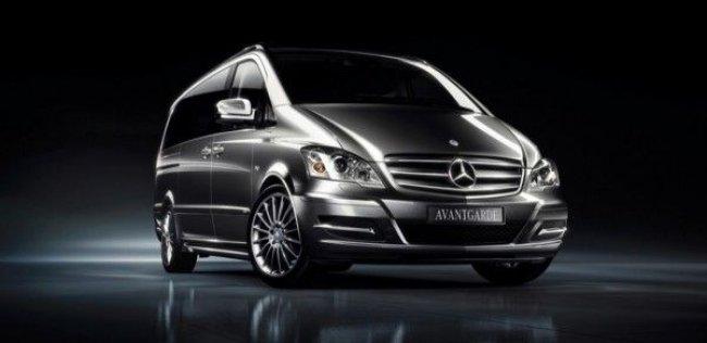 Специальный выпуск Mercedes-Benz Viano Avantgarde