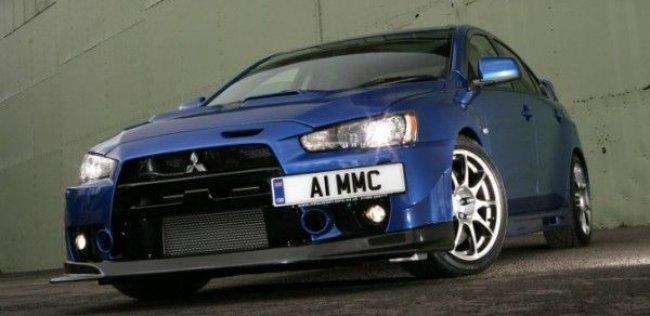 Новый Mitsubishi Lancer Evo станет любимчиком экологов