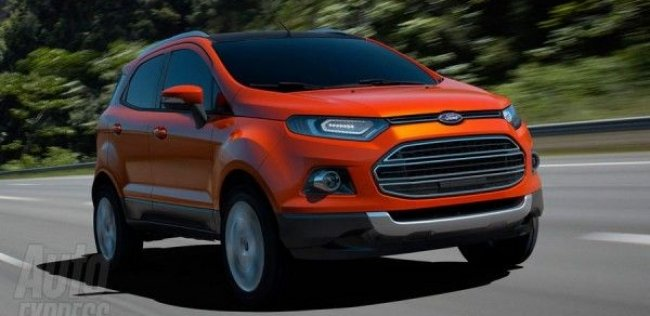 Ford рассекретил новый глобальный кроссовер