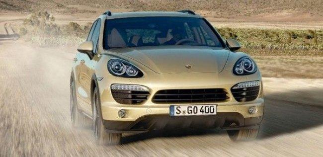 Продажи Porsche Cayenne в США в 2011 году выросли в полтора раза
