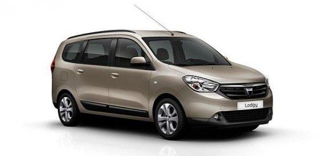 Renault показала внешность бюджетного компактвэна