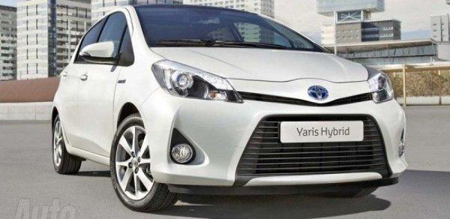 Компания Toyota показала самый экологичный