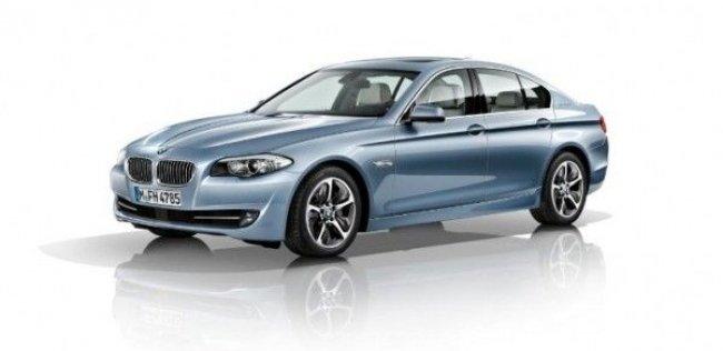 Названа стоимость BMW ActiveHybrid 5