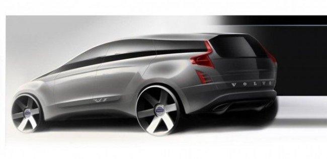 Volvo ищет партнеров для разработки нового кроссовера
