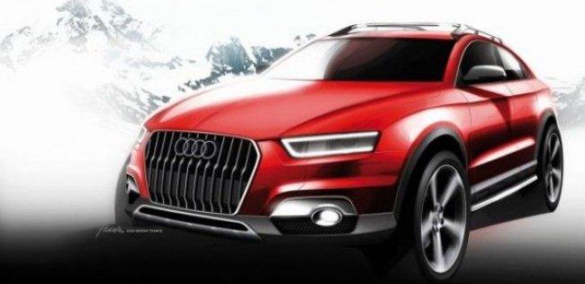 Продуктовая линейка Audi прирастет кроссовером