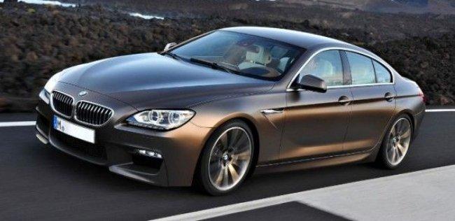 BMW готовит к релизу M6 Gran Coupe