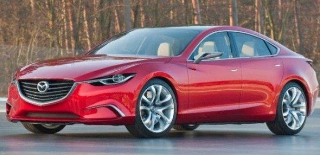 Европейская разновидность Mazda Takeri будет представлена в Женеве