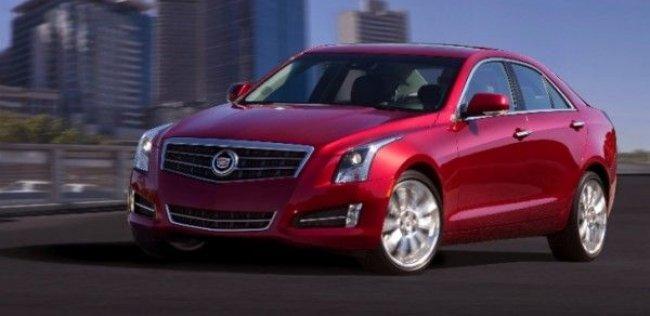 Европейский дебют Cadillac ATS состоится в Женеве