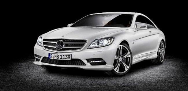 Специальное издание Mercedes-Benz CL Grand