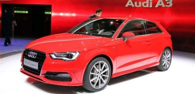 США получат собственный седан Audi A3