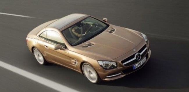 Mercedes назвал расценки американской разновидности SL550