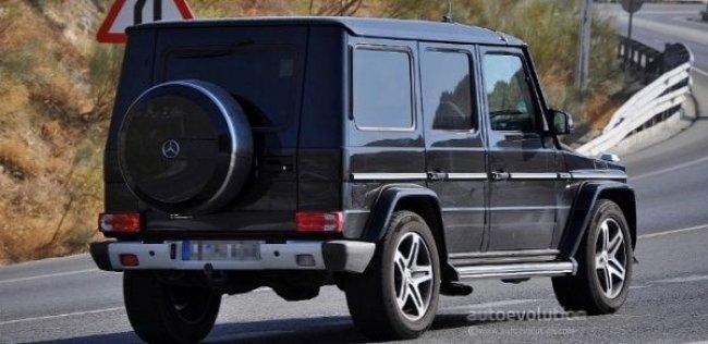 Mercedes назвал цены и детализировал G-Class 2012