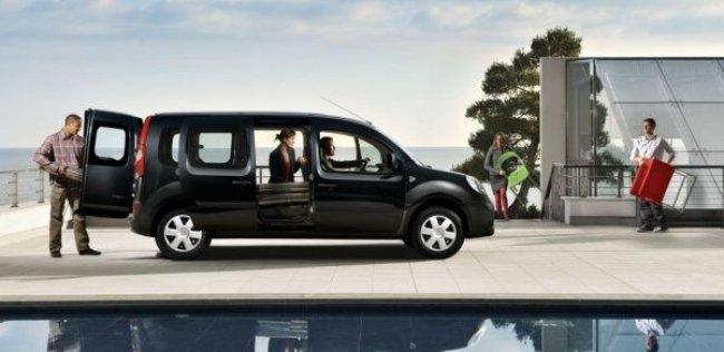 Renault Kangoo стал семиместным