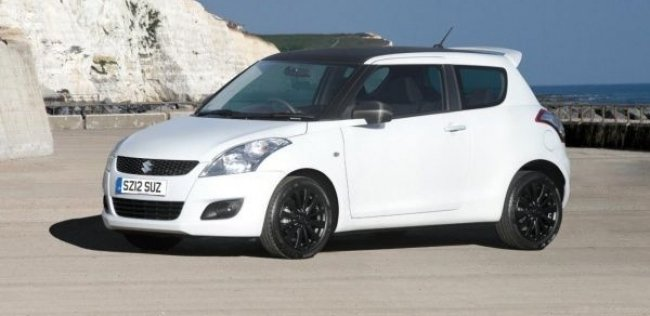 Suzuki представила спецверсию Swift Attitude