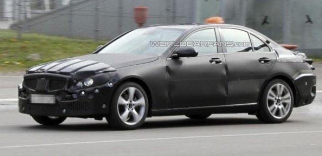 Mercedes-Benz C-класса оснастят 3-цилиндровым мотором