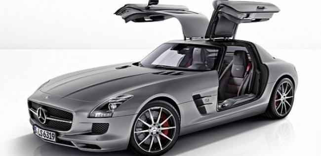 Mercedes-Benz представил трековый вариант суперкара SLS AMG