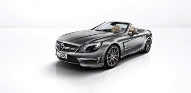 Mercedes-Benz подготовил подарок к 45-летию AMG