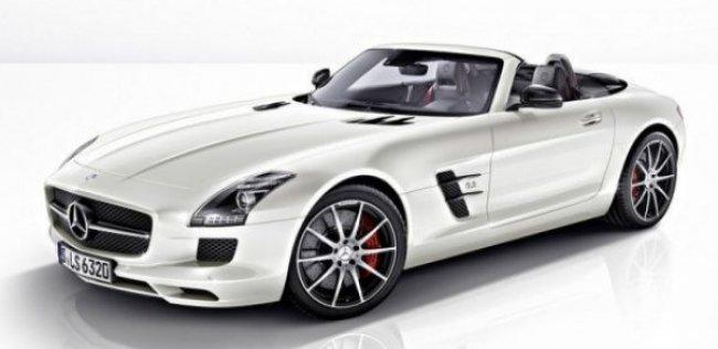 Рестайлинговый Mercedes-Benz SLS AMG превзошел предшественника в динамике