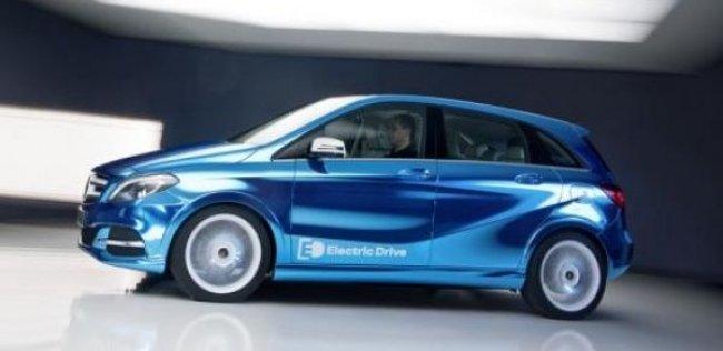 Mercedes-Benz B-Class станет электрокаром