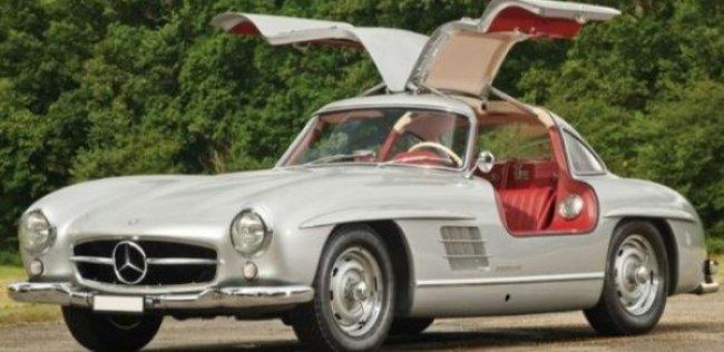 Винтажный Mercedes оценили в 5 млн долларов