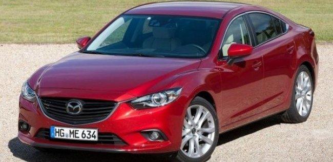 Стали известны цены на новую Mazda6!