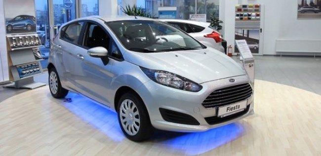 Ford Fiesta 2012. Мини-обзор от InfoCar.ua