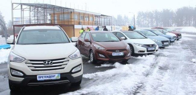 В Украине выбран автомобиль года 2014
